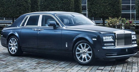 Rolls-Royce Phantom Metropolitan Collection Limited Edition