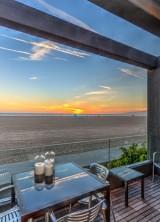 Beachfront Home on the Historic Santa Monica Gold Coast on Sale