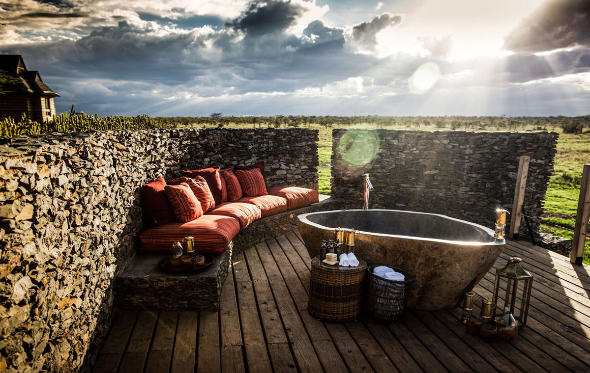 Extraordinary Oasis of Beauty - Segera Retreat, Laikipia, Kenya