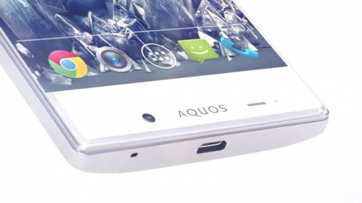 Aquous Crystal - Sharp's First Smartphone