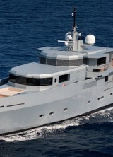 So' Mar – 37.9m Motor Yacht by Tansu Yachts
