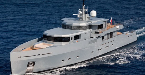 So' Mar - 37.9m Motor Yacht by Tansu Yachts