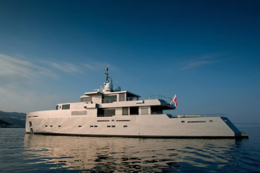 So' Mar - 37.9m Motor Yacht by Tansu Yachts