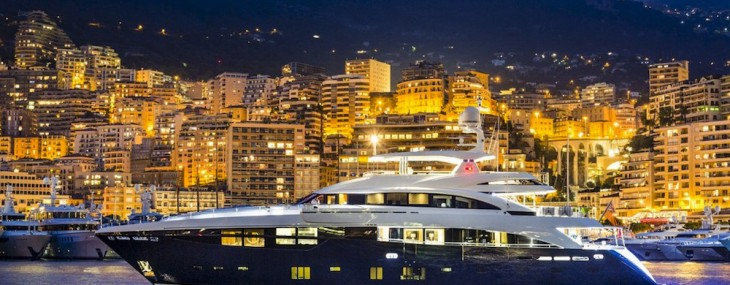 Princess' Solaris Yacht for Charter