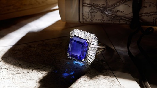Sotheby's Geneva will hold its autumn sale of Magnificent Jewels and Noble Jewels on 12 November 2014