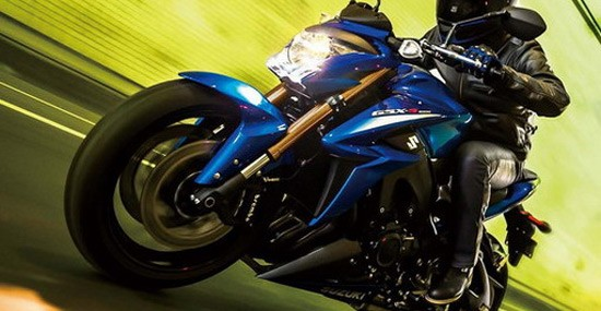 All New Suzuki GSX-S1000
