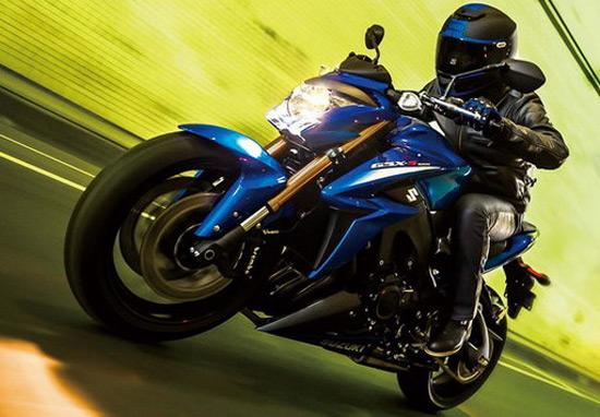 All New Suzuki GSX-S1000