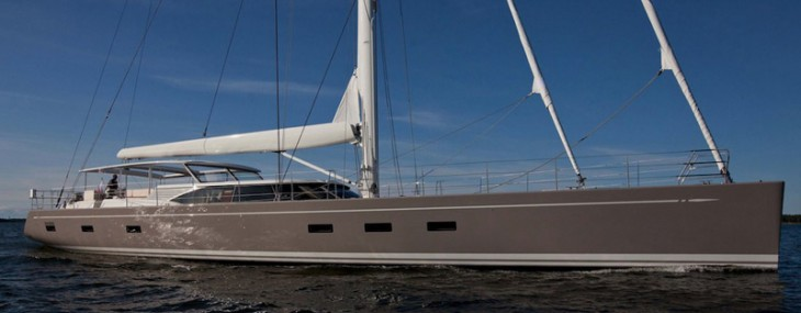 Great Success of Ti-Coyo - Nautor's 1st Swan 105 RS Yacht