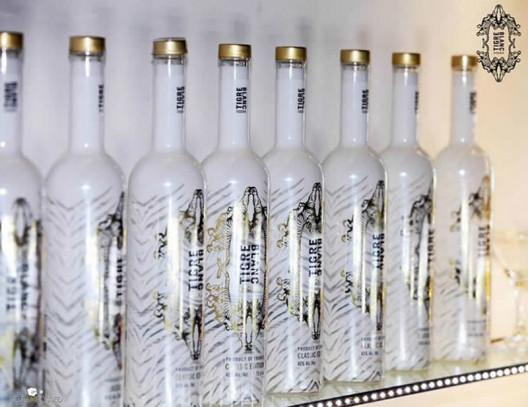 Tigre Blanc - Luxury French Vodka