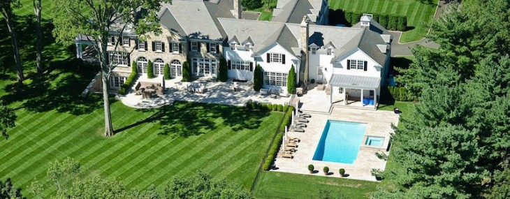 Greenwich Timeless Stone Georgian on Sale for $16,25 Million
