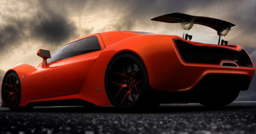 Trion Nemesis, 2000Hp Supercar From America