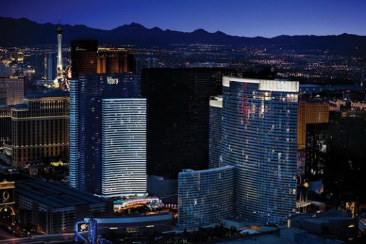 Vdara Hotel & Spa - Las Vegas In Different Light