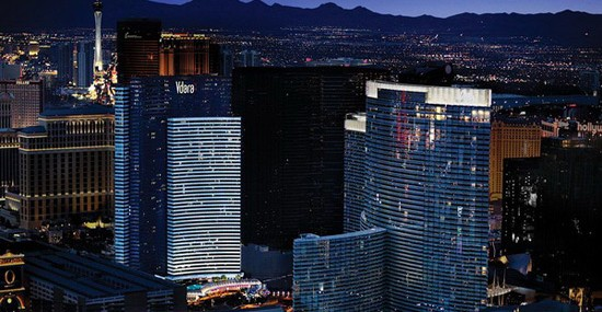 Vdara Hotel & Spa – Las Vegas In Different Light