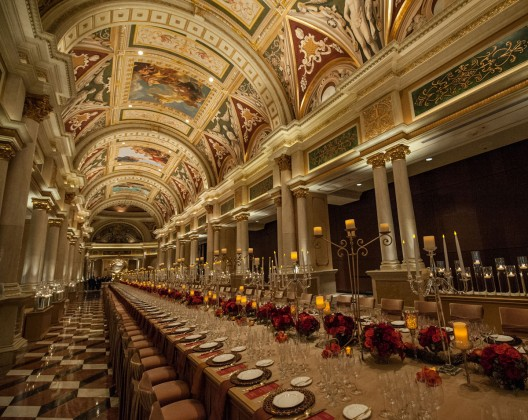 Ultimo - A Weekend of Excellence Culinary Event at The Venetian Las Vegas