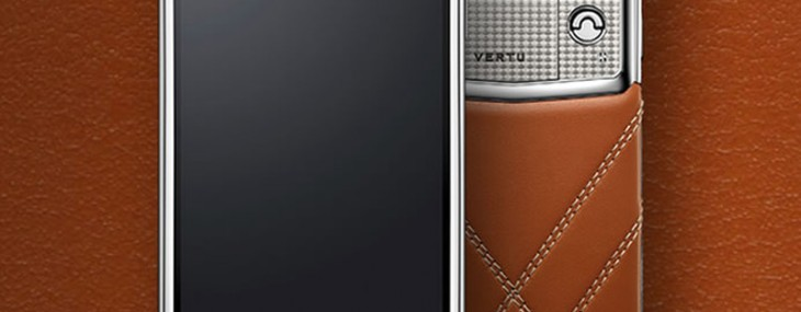 New Vertu for Bentley Finally Arrived
