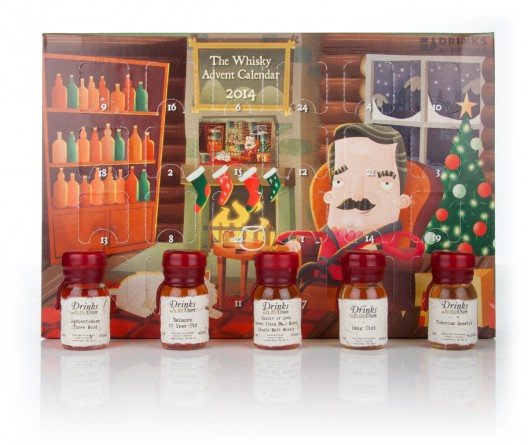 Drinks by the Dram Launches Whisky Advent Calendars