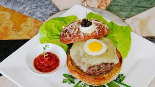 £1,100 Glamburger - World's Most Expensive Burger