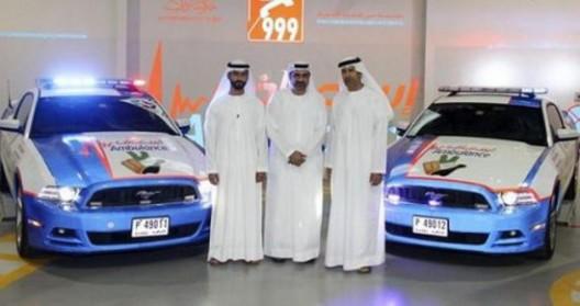 World's Fastest Ambulance Revealed in Dubai