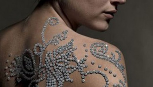 World's Most Expensive Tattoo!
