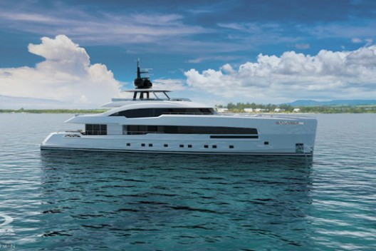 New Yara 44 Superyacht by ISA