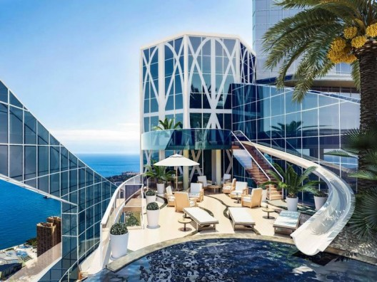 World's Most Expensive Apartment in Monaco's New Tour Odéo