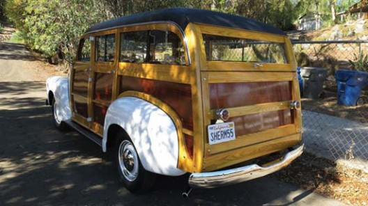 Rare 1955 Chevrolet Model 3112 Carryall Wagon at Auctions America