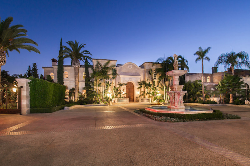 $195 Million Jeff Greene's Beverly Hills Compound