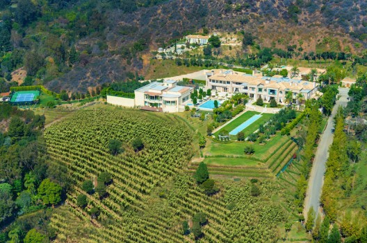 $195 Million Jeff Greene's Beverly Hills Compound