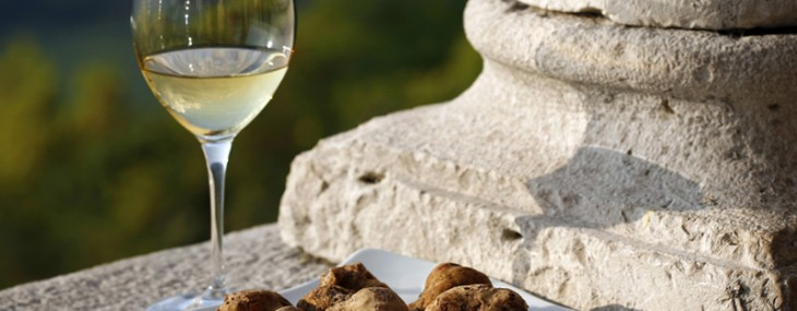 Visit to the 44th National White Truffle Festival of San Miniato in Tuscany