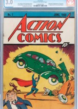 Action Comics #1 May Fetch $350,000 at Heritage Auctions