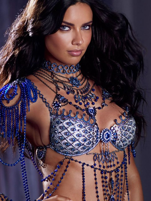Ambrosio And Lima To Wear This Year's $2M Jeweled Fantasy Bras Together