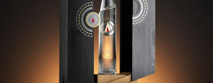 Andean Edition - elit by Stolichnaya's Final Limited Edition Ultra Luxury Vodka