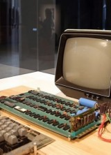 Apple-1 Computer Sold by Steve Jobs Out of His Garage At Christie's Auction