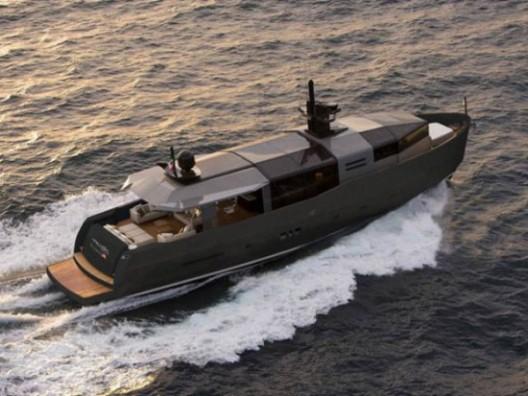 Yacht Arcadia 85 - US Version