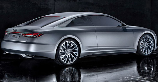 Audi Prologue Is The New Audi A9 Model - eXtravaganzi