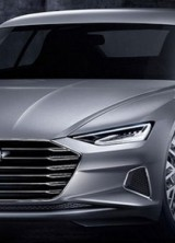 Audi Prologue Is The New Audi A9 Model