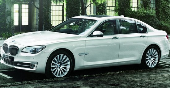 BMW has prepared for a Japanese buyers, another special edition of its 7 Series Sedan