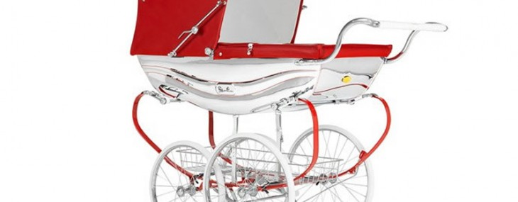 New Silver Cross' Balmore Pram Will Cost You £5,000