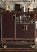 The Sidecar Bar Cabinet by Moore & Giles