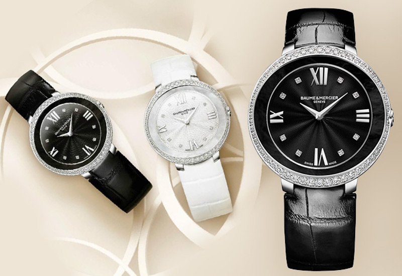 Baume & Mercier Promesse Line For Ladies