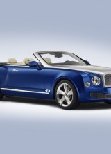 Bentley Grand Convertible – The Most Sophisticated Open-top Car