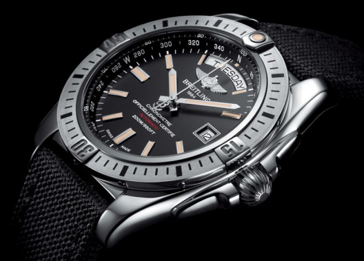 Breitling Presents New Uber-sporty Watch - Galactic 44