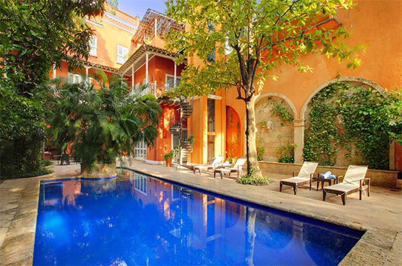 Cartagena mansion luxury home in columbia for sale for La mansion casa hotel telefono