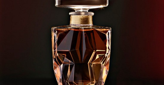Cartier Bottles Up The Panthère Extrait In Gold