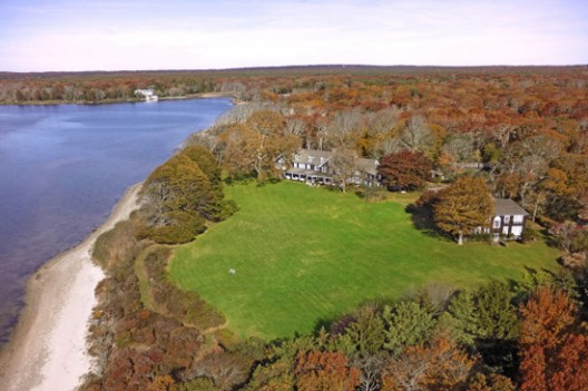New Most Expensive Listing - $140 Million Chris Whittle's East Hampton Estate