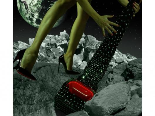 £495 Christian Louboutin's Starlight Nail Laquer