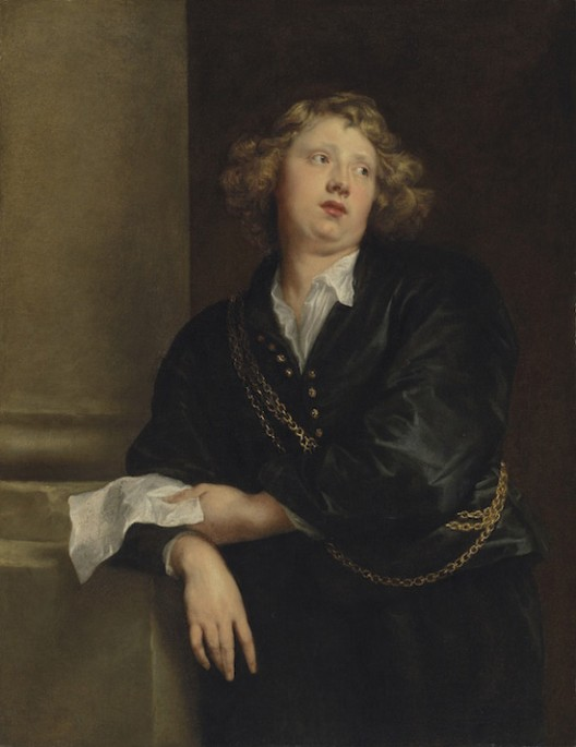 Anthony van Dyck's Portrait Leading at Christie's Old Master & British Paintings Evening Sale