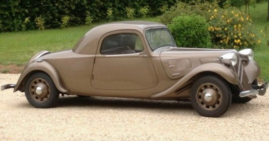 Rare Citroen TA Could Be Yours For $250,000