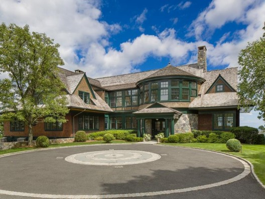 Coastal Shingle Style Home in New York on Sale for $22 Million