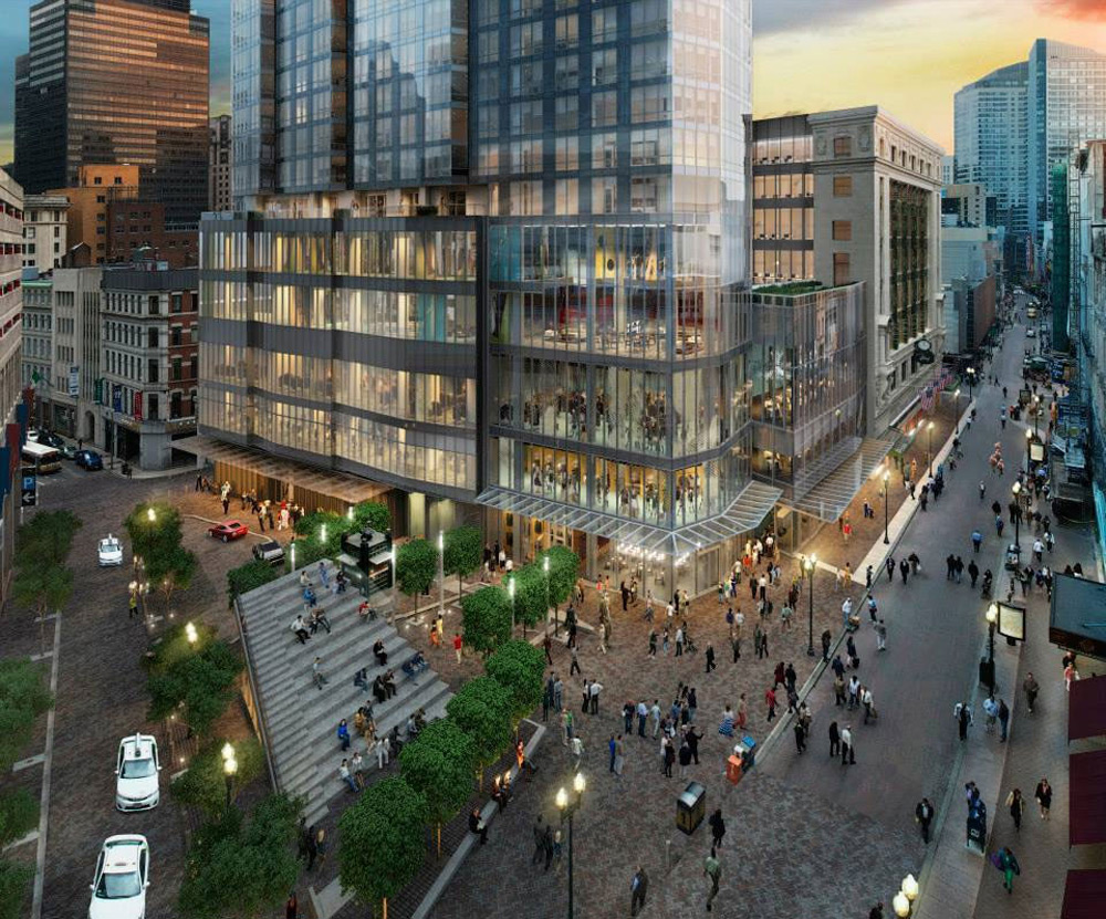 $37,5 Million Condo in Boston's New Millennium Tower
